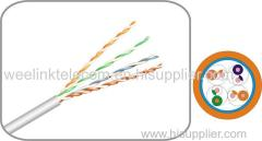pure copper Ethernet cat5e cable utp 4 pairs 24awg