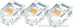 CAT6 terminal 8p8c networking plug rj11 rj45 connector