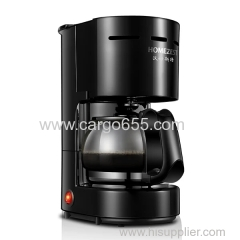 Coffee Machine 4-6 Cup Stainless