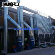 Spiral Pipe Industry Application