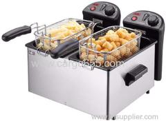 Electric Smart Deep Fryer Double Safety Sensor