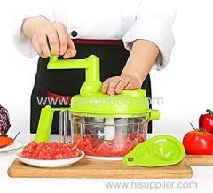 ручной кривошипный кухонный комбайн / ручное питание