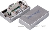 RJ45 STP Dual Port Cat.5e Wall Mounted Surface Box