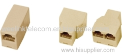 RJ45 8P8C MODULAR KEYSTONE JACK CAT6 NETWORK SOCKET CAT5E