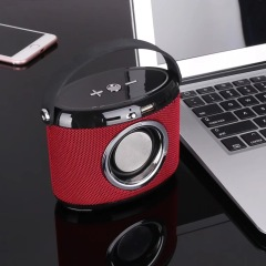 The Newest Plastic mertail wireless mini portable bluetooth speakers outdoor