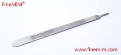 Surgical Handle by Metal Injection Molding (MIM)