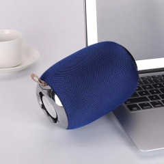 Factory Wholesale fabric portable mini wireless bluetooth speaker