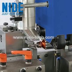 Fully auto armature commutator precision turning machine