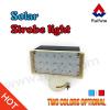 Safety strobe flashing warning lights