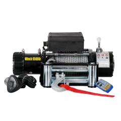 offroad winch 9500lb power