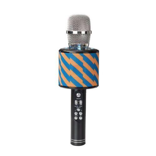 canvas mertail portable wireless bluetooth speakers Karaoke Microphone