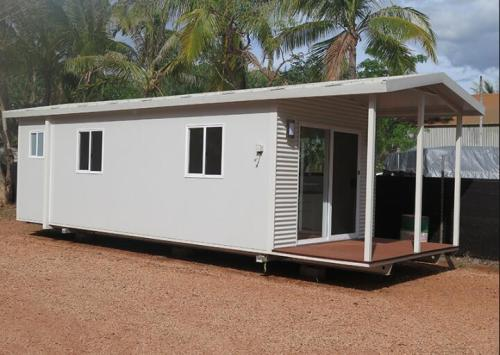 Australia hot sale modular granny flat for holiday house