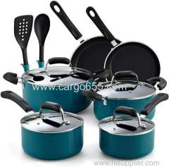 Cookware Set 12 Piece