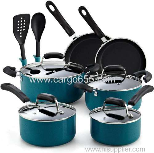Nonstick Stay Cool Handle Cookware Set