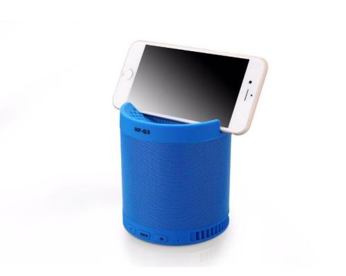 portable wireless speakers for iphone with holder