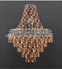 Non Electric Blenheim Acrylic Beads Pendant