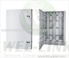 200 pair distribution box outdoor type wall mount type