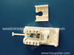 UK TYPE CAT5E UTP RJ45 MODULE UK TYPE KEYSTONE JACK