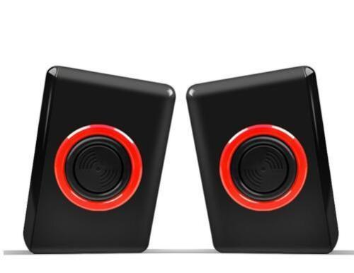 3.5mm Subwoofer Speaker Multimedia Loudspeaker Sound box Speaker for the Computer Mobile Phone Speaker