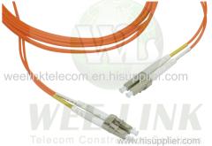 LC ST OM3マルチモード光ジャンパコード光ファイバパッチコード