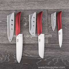 Ceramic Knife Set 6 Pcs Chef Kitchen Knives