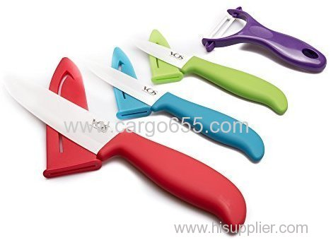 Ceramic Knife Set 7 Pcs