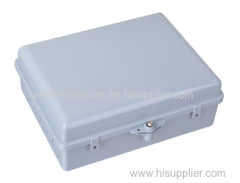 12-24core FTTH outdoor fiber optic termination box