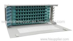 48 Core 19'' installation ODF Optic Fiber Distribution Frame