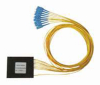 Ftth 1x8 Plc Optical Fiber Splitter G657 Fiber Optic Splitter