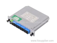 PLC Splitter 1x2 1 * 4 1x4 1 * 8 1x8 1 * 16 1x16 LGX PLC Splitter Box