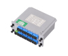 Fiber Optical SC/APC Splitter Cassette Box Type 1*16PLC Splitter