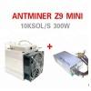 Antminer Z9 mini 10k Sol/s 300W