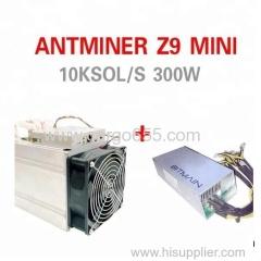 antminer z9 mini 10k sol / s 300w