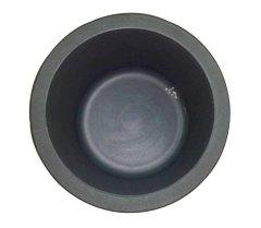 High purity graphite crucible
