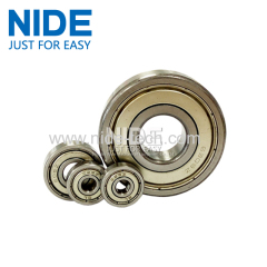 Single Row Deep Groove ball bearing 6203 with low noise