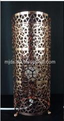 Metal Table Lamp Copper