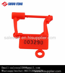 Airline Luggage Plastic Padlock Security Seal