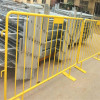long life and durable running event control barrier