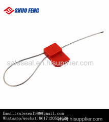 ISO17712 High Quality UHF RFID Tag Aluminum Cable Seal