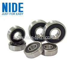 small rotary motors miniature deep groove ball bearing