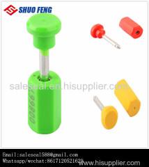 High Security Tamper Evident Logistics Plastic Bolt Container Seal