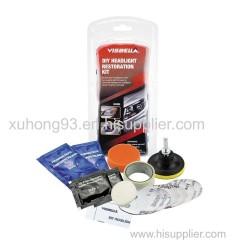 Visbella DIY Car Care Headlight Restoration Kit