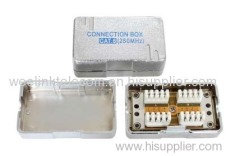 RJ45 Cat6 Female to Female Inline Coupler for network communication