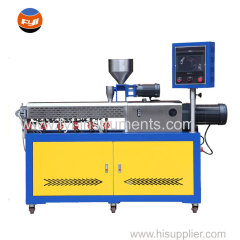 Twin Screw Extruders for Lab