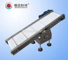 Electric products slope conveyor