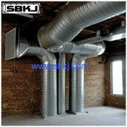 why spiral duct is gaining in popularity