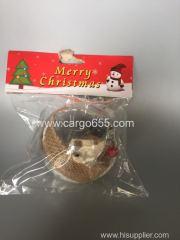 изготовленный на заказ оптовый горячий сбывание прозрачный рождественский шар украшения шарика кристаллический шарик