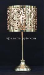 Laser Cut Table Lamp