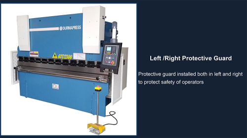 40 Ton CNC hydraulic press brake with worktable 2 meters