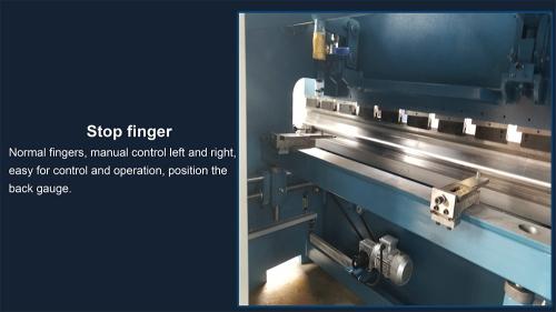 cnc hydraulic press 40 ton2200mm